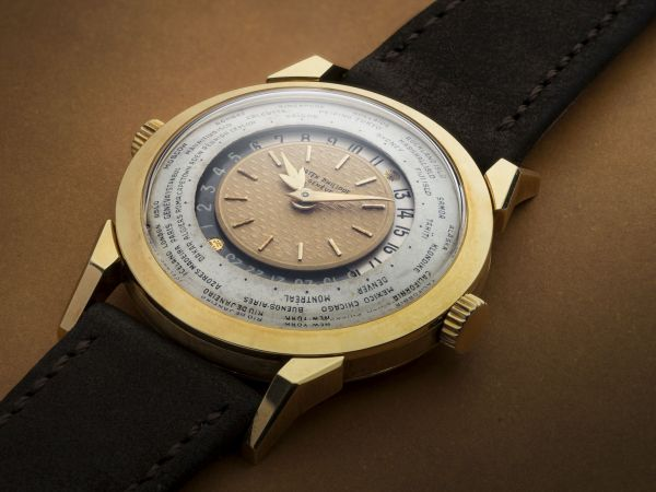 Patek Philippe Ref. 2523 Two Crown World Time