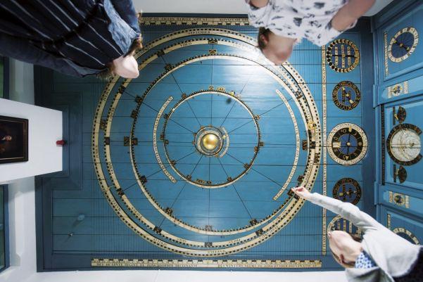Royal Eise Eisinga Planetarium