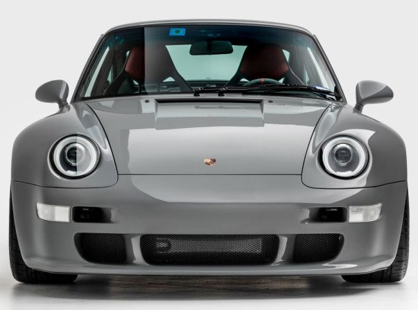 """The Porsche 993 """"Chelsea Grey"""" Remastered by Gunther Werks"""