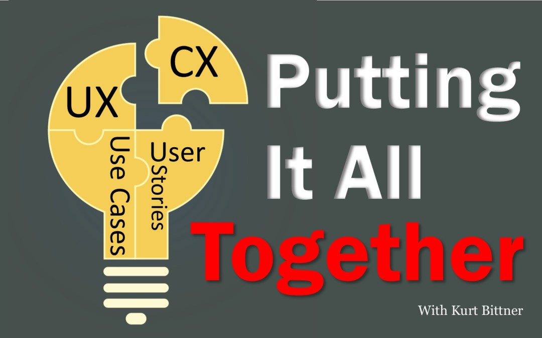 MBA038: Use Cases, CX, and UX: Putting it all together