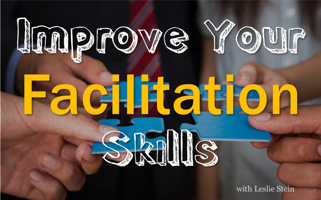 MBA072: Improve Your Facilitation