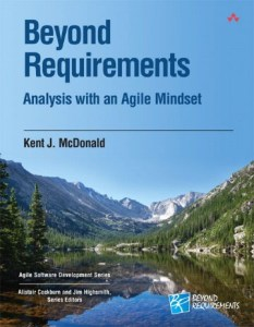 Beyond Requirements book