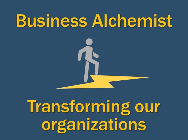 Lightning Cast: The Business Alchemist