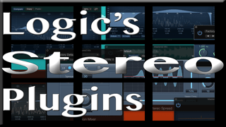 Mastering In Logic Stereo Plugins