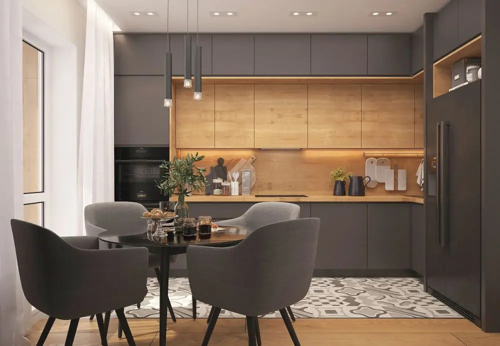 7 best kitchen countertops ideas on a budget - Mastering ... on Kitchen Counter Decor Modern  id=38006
