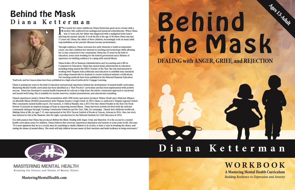 Behind The Mask Dealing With Anger Grief And Rejection