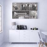 Room Set S35: 4x Mixed Ratio Graphistudio Acrylic Pro In Dining Room