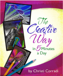 The Creative Way workbook cover