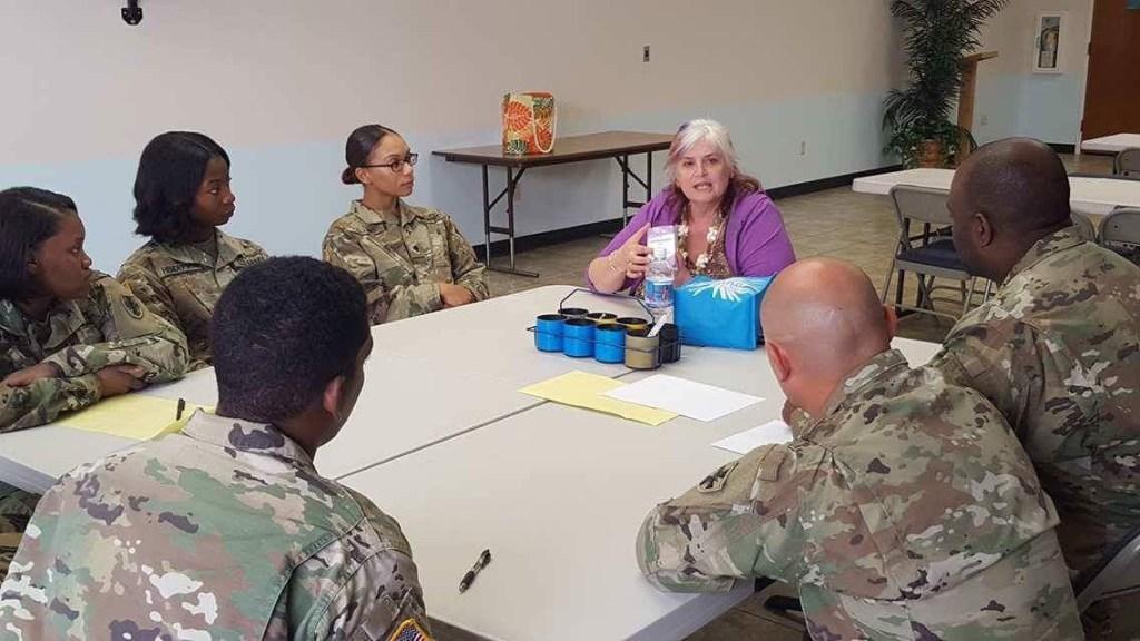 Teaching Creative Thinking to Army