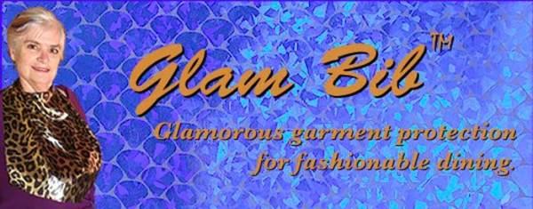 Glam Bib leopard