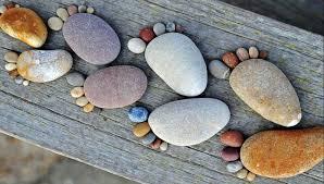 foot stones