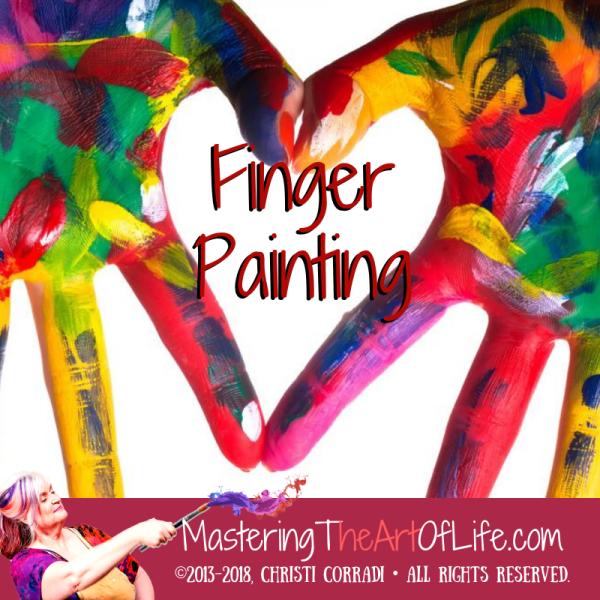 Finger Painting cover art