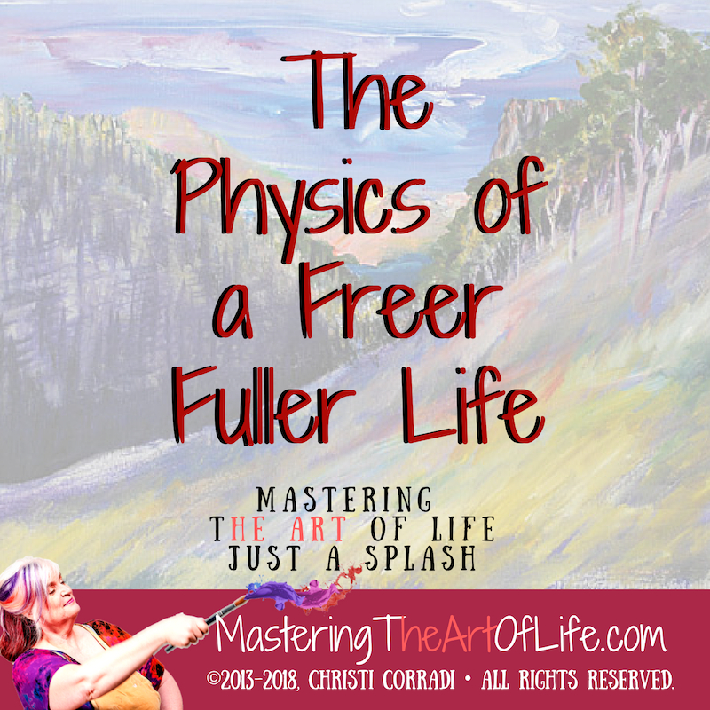 Physics of Freer Life cover art