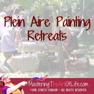 Painting Retreats