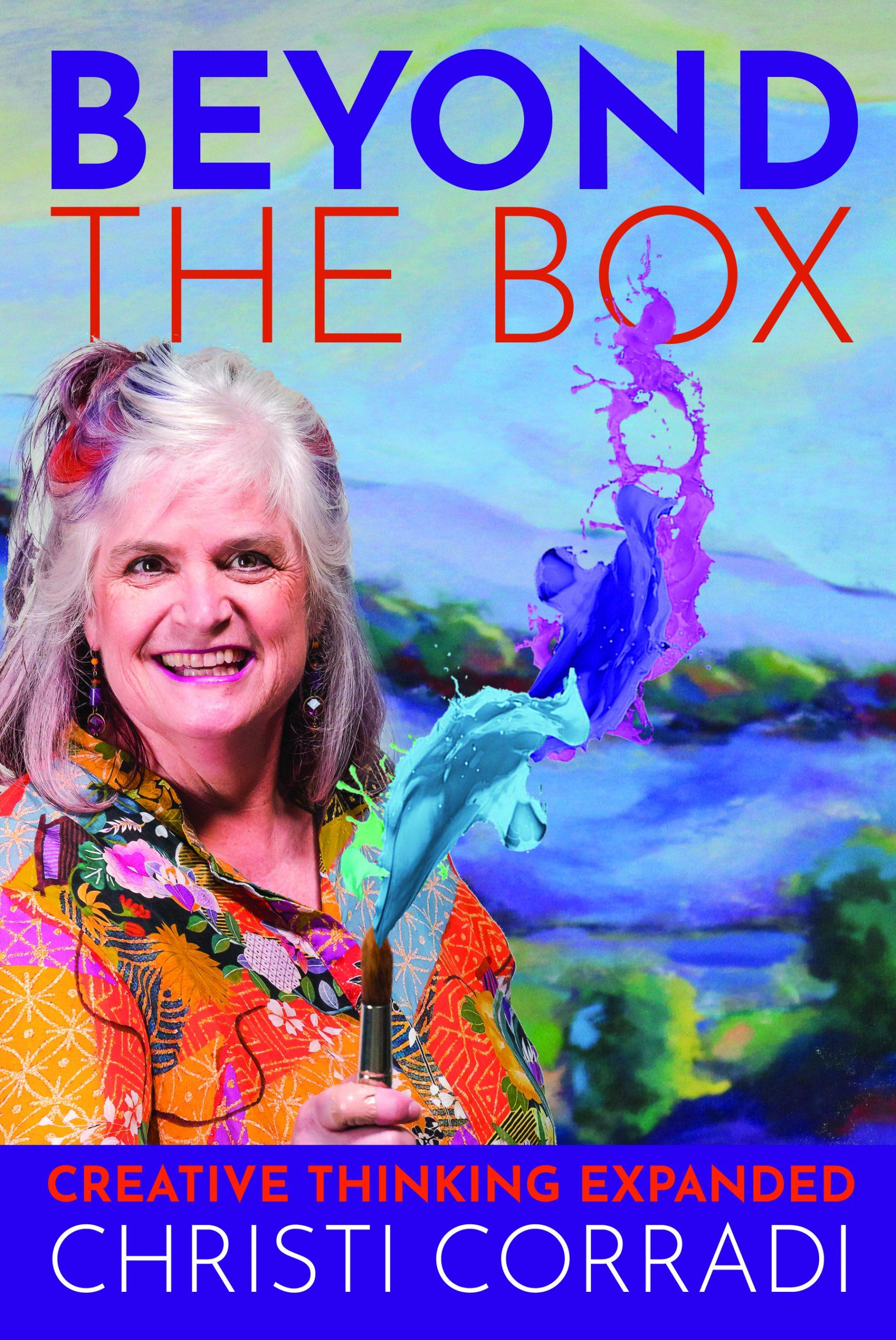 Beyonf the Box book cover art