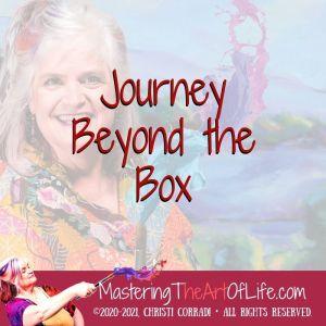 Journey Beyond the Box program cover art