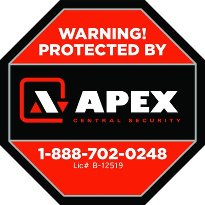 APEX Audio Video with Central Security