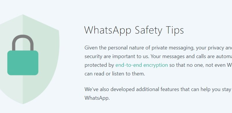Easy ways in which to remain Safe On WhatsApp