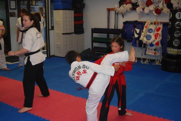 0219 black belt grading 2014 cobourg tae kwon do