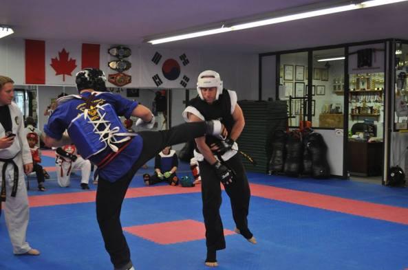 five 2014 black belt grading cobourg tae kwon do