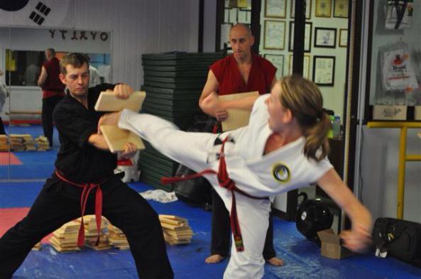 one 2014 black belt grading cobourg tae kwon do