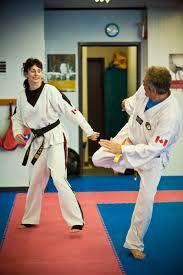 cobourg tae kwon do joyce and rob