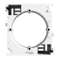 Кнопка Schneider-Electric Asfora двойная белый