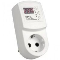 Реле контроля напряжения DS Electronics ZUBR 16A