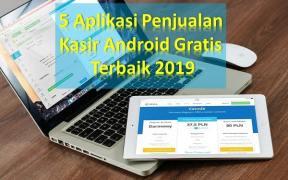 5 aplikasi kasir android gratis terbaik