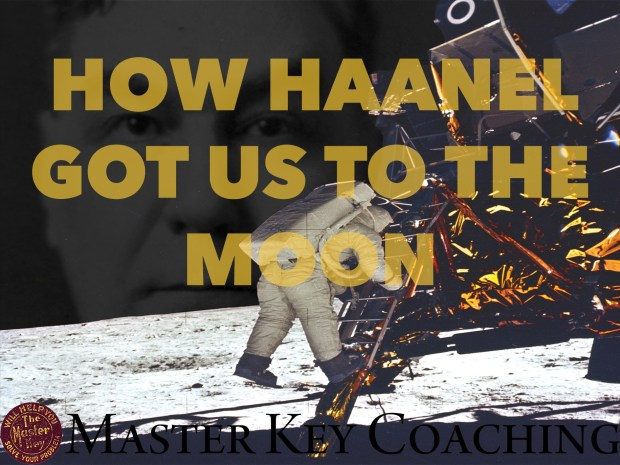 How the Philosophy of Charles F. Haanel Got Us to the Moon