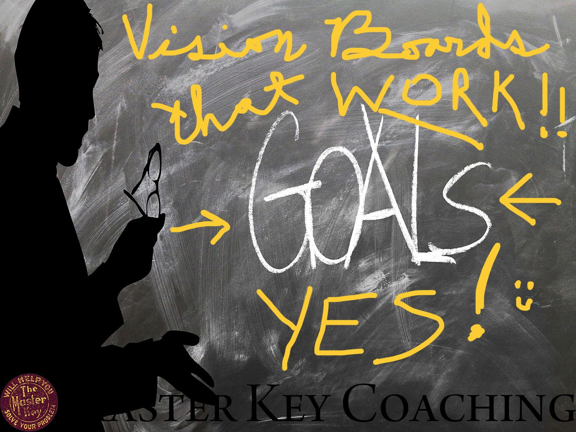 How to Make a Goal (Vision) Board That Actually Works