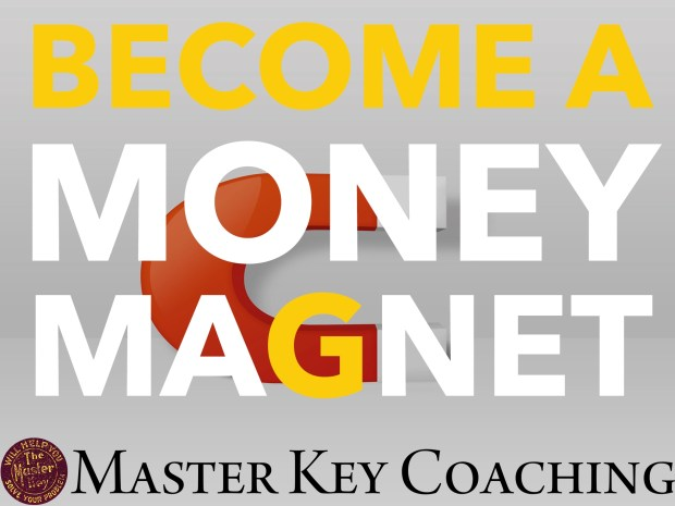 Become a money magnet with Charles F. Haanel and The Master Key System