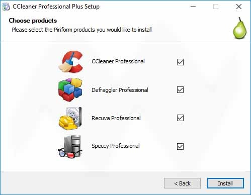 CCleaner Professional Plus + License key Download