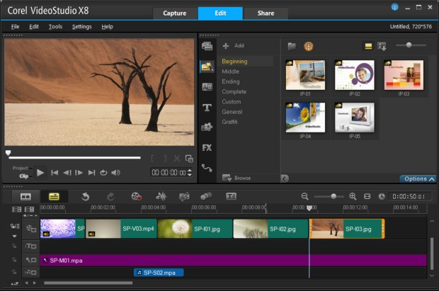 Corel VideoStudio Ultimate X8 license key Free Download