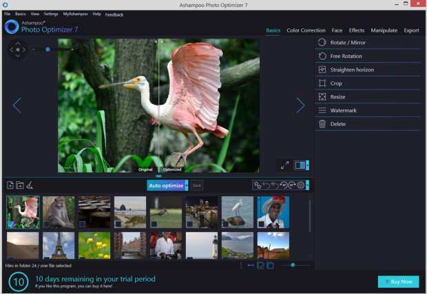 Ashampoo Photo Optimizer 7.0 Crack Free download