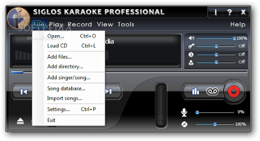 Siglos Karaoke Professional 2.0 Crack Free download