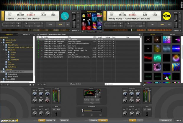 UltraMixer Pro Entertain Crack download free
