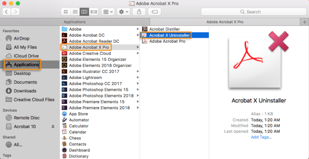 Adobe Acrobat X Professional Licence key Full Version