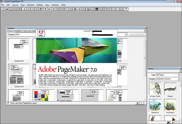 free download adobe pagemaker 7.0 full version with key