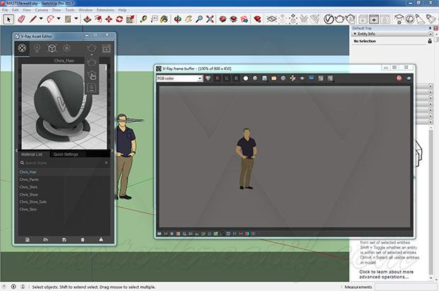 VRay for SketchUp License Key Full Version