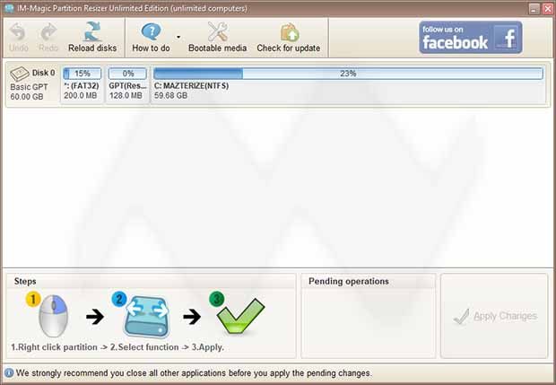 IM-Magic Partition Resizer Crack Mac With Serial key Download