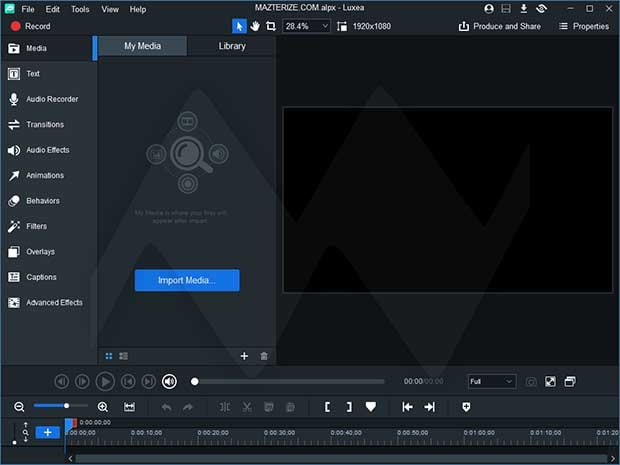 ACDSee Luxea Video Editor Crack Mac + Serial key Download