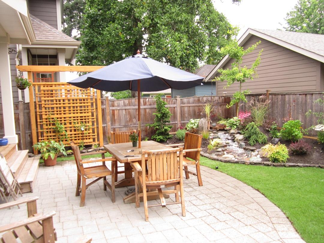 Small Backyard Makeover | SRP Enterprises' Weblog on Small Backyard Renovation Ideas id=85765