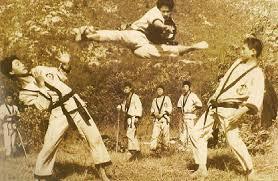 taekwondo old