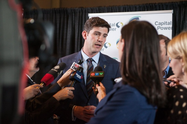 don iveson at the state of the city 2016