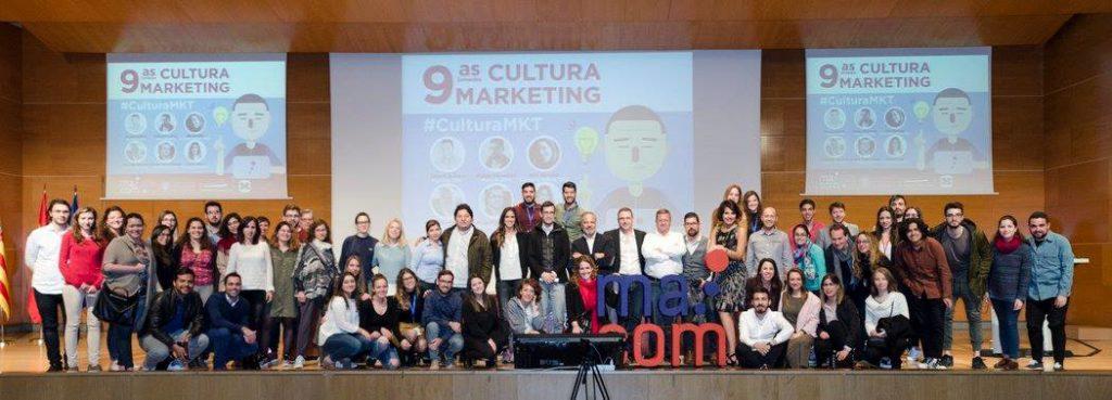 Cultura Marketing UPV Valencia