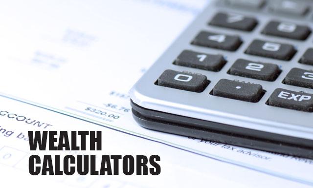wealthcalculators