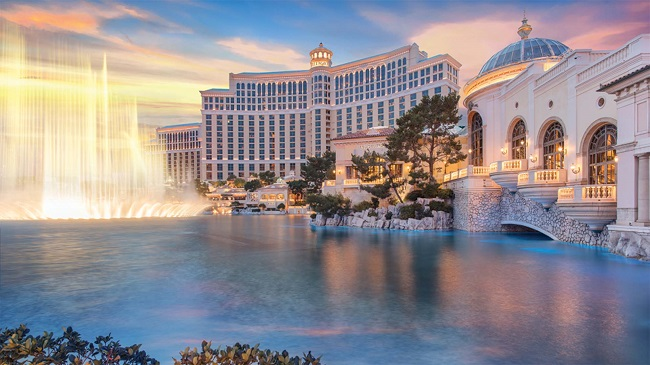 business mastery at Belagio