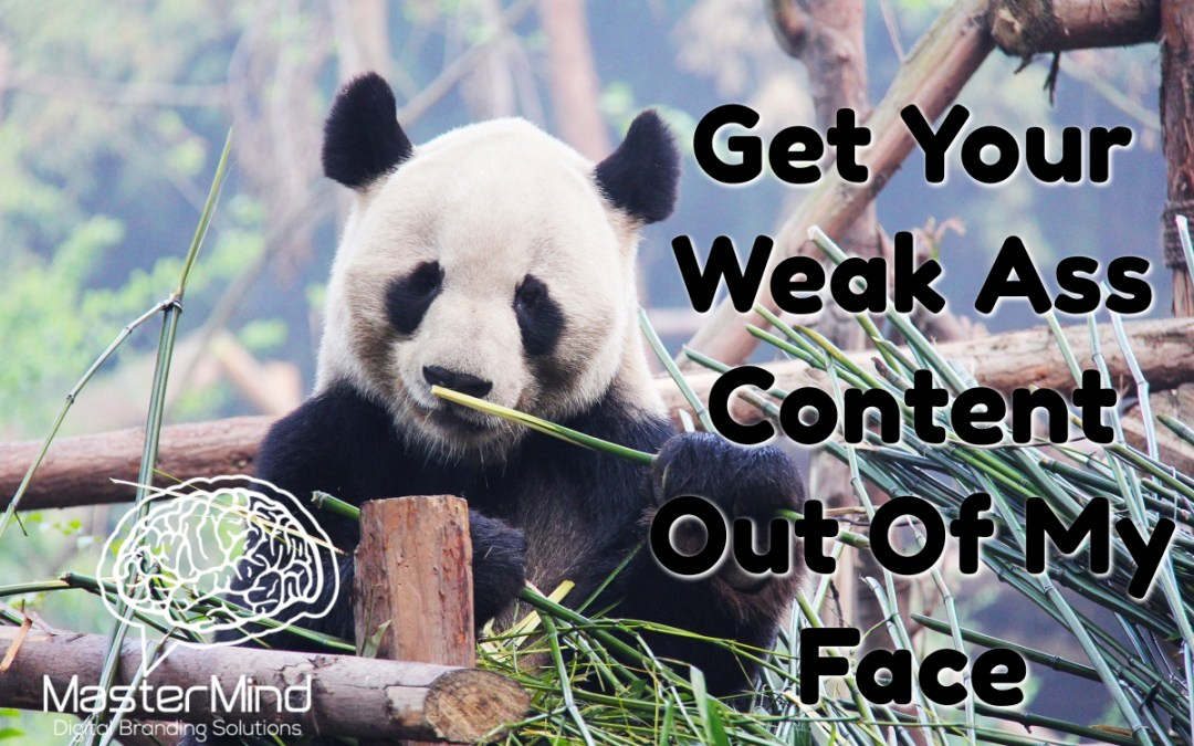 How Is Google's Panda Penalty Affecting Sites Right Now?
