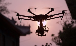 Matrice 600 Pro Heavy-Lift Drone Operations for the Motion-Picture / Film Industry
